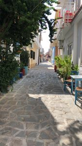 Orion Sailing Yacht Charter Greece - Blog Lefkas Town