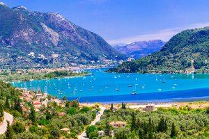 Orion Sailing Yacht Charter Greece - Blog Vricho Bay
