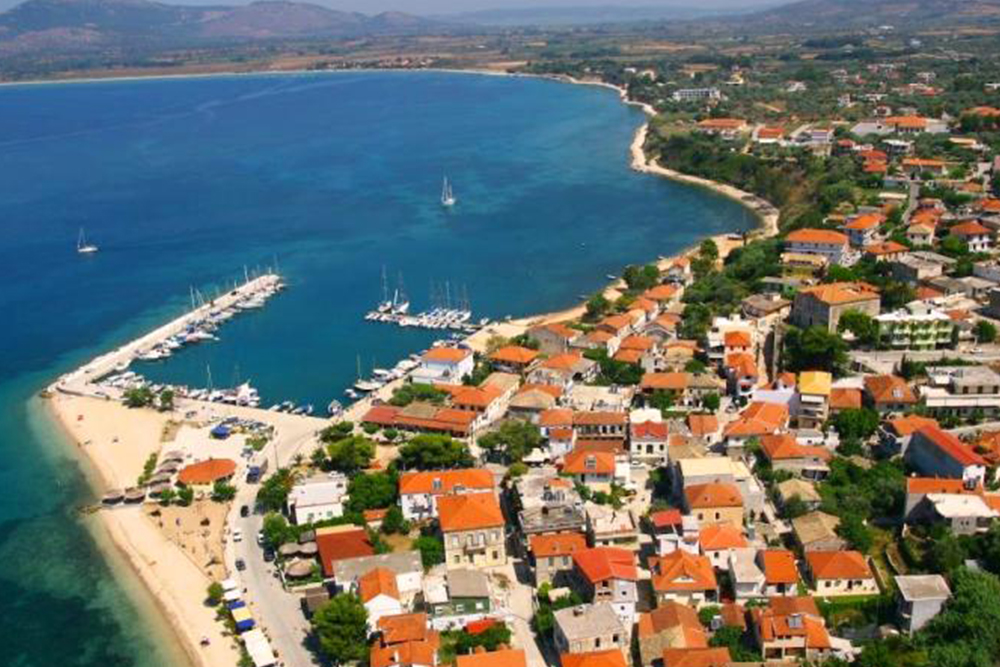 Orion Sailing Yacht Charter Greece - Blog Paleros Town