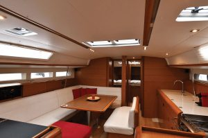 Orion Sailing Yacht Charter Greece - SY EVA