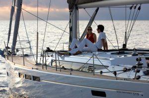 Orion Sailing Yacht Charter Greece - SY EVA