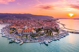 Orion Sailing Yacht Charter - Discover Greece