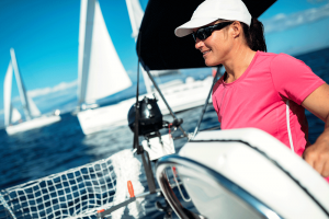 Orion Sailing Yacht Charter Greece Yacht Sailing Training
