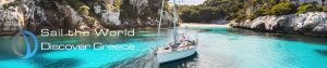 Orion Sailing Yacht Charter Greece - Sail the World Greece