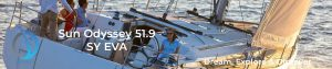 Orion Sailing Yacht Charters SY EVA