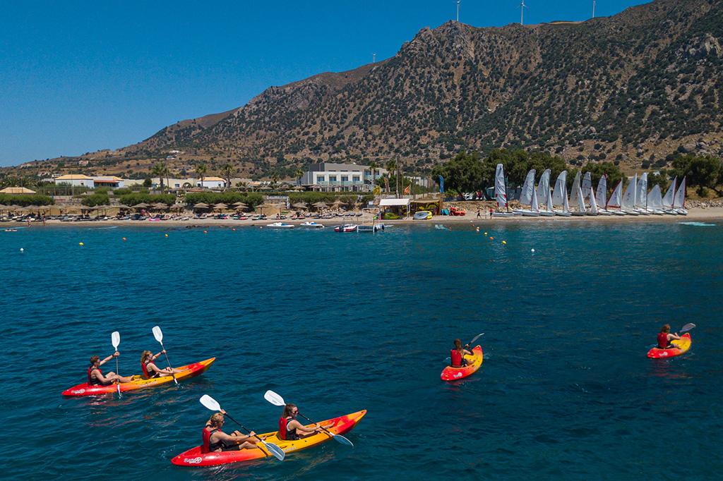 Orion Sailing Centre Akti Beach Hotels Kos